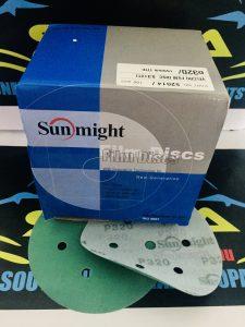 SUNMIGHT P320 /150mm VELCRO FILM DISC-52014