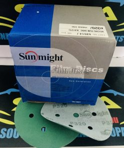 SUNMIGHT P320 /150mm VELCRO FILM DISC-52014
